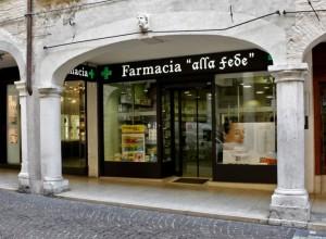 Farmacia alla Fede (Pordenone)